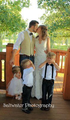 Wedding Photography by Saltwater Photography, Wayne, MI
