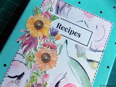 clic de ideias: {fichário de receitas de cozinha} vem fazer comigo...