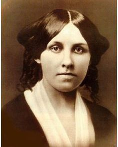 "Louisa May Alcott - ""I love luxury, but freedom and independence better"""