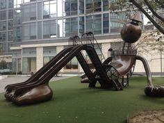 A New York con bambini fantastici playgrounds da segnarePlayground Around The Corner