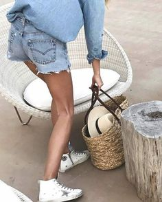 the summer carryall straw tote bag - take it everywhere!
