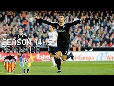 Cristiano Ronaldo Vs Valencia Away 14-15 HD 720p By Ronnie7M