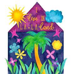 Randi Zafman/LALA land represented by Liz Sanders Agenct
