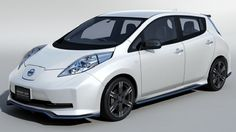 What's different on the Nissan Leaf for 2016?