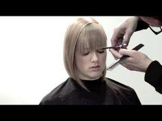 ▶ Babe Bob Haircut - YouTube