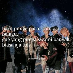 #kpop #kpopers #kpopersindo #kpopersindonesia #quotes #quoteskpop #kpopquotes #quotestheday #quotestoday #baper #quotesbaper #indonesia #korea #bts #exo #nct #ikon #got7 #suju #blackpink #redvelvet #izone #itzy #twice #momoland #mamamoo #seventeen