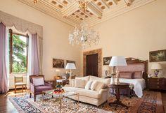 Gallery suite Sangallo