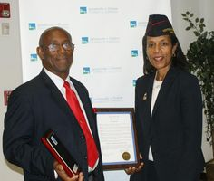 Montford Point Marine Association Monument Director Houston Shinal was named 2015 Linda L. Richardson Minority Business Advocate of the Year and Brennan