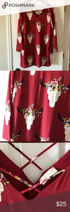 Altrd State flowy dress 100% polyester  Super flowy!  NWT! Altar'd State Dresses Mini
