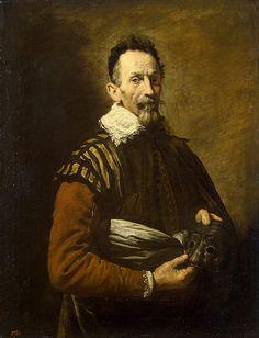 Fetti Domenico, Actor's Portrait  #TuscanyAgriturismoGiratola