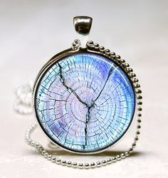 This listing is for one handmade art pendant with ball chain. A glass dome is sealed over the artwork to protect and magnify the image, then