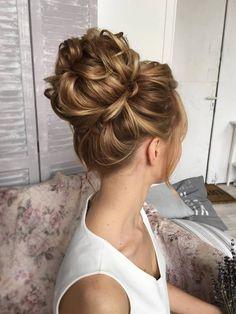 Wedding Hairstyles for Long Hair from Tonyastylist / http://www.deerpearlflowers.com/wedding-hairstyles-for-long-hair-from-tonyastylist/4/
