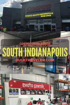 Costco Wholesale opened its third Indianapolis location and BulkTraveler was there for opening day.