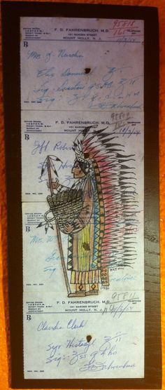 Vertical Indian Ledger Art by CafeRoche on Etsy, $136.00