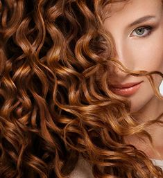 Your hair care regimen can protect and invigorate your hair, but it may also strip or damage it if approached improperly. Consider the health and length of your hair when choosing a hair care . Curly Hair Care, Long Curly Hair, Natural Hair Care, Curly Hair Styles, Natural Hair Styles, Different Types Of Perms, New Hair, Your Hair, Highlights Curly Hair