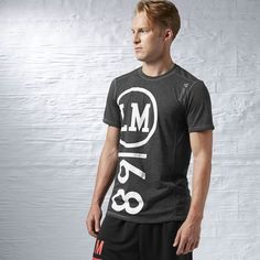 Ultra soft fabric plus playice sweat wicking technology equals one awesome tee.