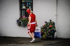 Female boxer  Clifden, Ireland