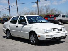 12. 1998 VW Jetta TDI (A diesel Jetta that we bought as soon as we got home from Alaska. This was a great car!)