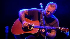 """James Hetfield performing """"Nothing Else Matters"""" @ Acoustic-4-A-Cure @ t..."""