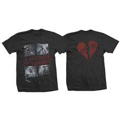 5+Seconds+of+Summer+-+Block+Vintage+Rock+T-Shirt