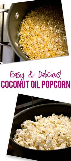 Easy and delicious coconut oil popcornDrink This Weight Loss Coffee, feel great and make thousands weekly. Watch the Video:  http://www.ValentusTour.com/cash777