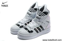 Low Price Adidas X Jeremy Scott Big Tongue Shoes White Sports Shoes Shop