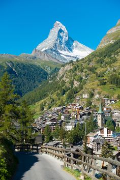 Visit Zermatt, Switzerland (and see the Matterhorn) Zermatt, Vacation Trips, Vacation Spots, Places To Travel, Places To See, Travel Destinations, La Provence France, Landscape Photography, Travel Photography