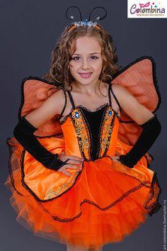 Купить или заказать Костюм бабочки в интернет-магазине на Ярмарке Мастеров. Карнавальный костюм бабочки для девочки комплектация: платье, крылья, перчатки, усики.