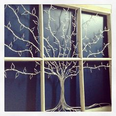 Branching Out  Wire Sculpted Tree of Life Vintage by deliziare, $275.00