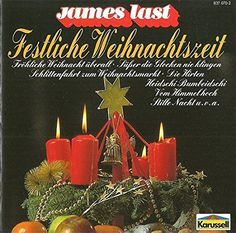 Christmas im Happy Easy Listening Style (Carols) (CD Album James Last, 12 Tracks)