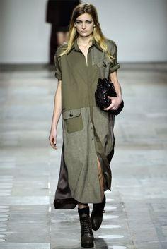 Topshop Unique AW 2012 Стиль Милитари, Модный Дизайн, Модные Тенденции,  Женская Мода, 75d5014190f