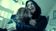 The Heartbreaking Truth Behind Snape's First Words To Harry In 'Harry Potter'
