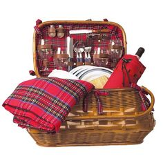 I pinned this Academy Picnic Basket from the A Picnic in the Park event at Joss and Main!$169.95