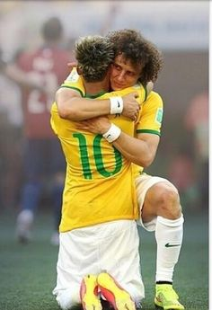 Brazil against chile! Brazils victory by a hair.