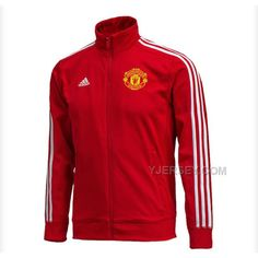 http://www.yjersey.com/1516-manchester-united-red-track-jacket.html Only$43.00 15-16 MANCHESTER UNITED RED TRACK JACKET Free Shipping!