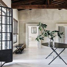 Revived armhouse of retired Italian fashion photographer Amanda...