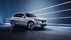 The BMW Concept iX3 Electric mobility arrives at the core of BMW. Premiere at the Auto China 2018 show in Beijing