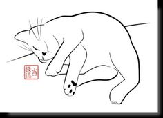 Exciting Learn To Draw Animals Ideas. Exquisite Learn To Draw Animals Ideas. Drawing Poses, Cat Drawing, Line Drawing, Cat Pose, Cat Quilt, Animal Coloring Pages, Funny Animal Memes, Cat Tattoo, Animal Tattoos