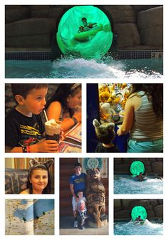 Summer Travel with Kids: Great Wolf Lodge in Sandusky, Ohio