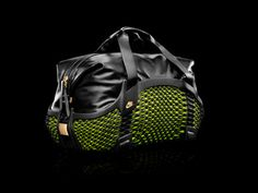 Nike Soccer Rebento Duffel The World's First 3D Printed Performance Sports Bag