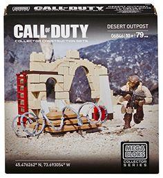 Mega Bloks Call Of Duty Desert Outpost Mega Bloks http://www.amazon.com/dp/B00JEEYA9U/ref=cm_sw_r_pi_dp_pbdhub0A4G4D9