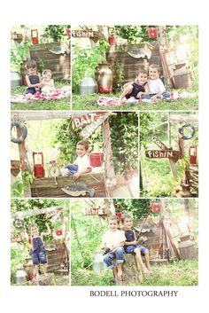 bodell photography: gone fishin: may themed mini sessions.