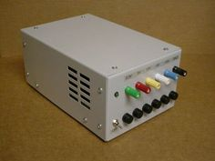 This instructable will show you how to make a professional looking bench power supply. A power supply that is fuse linked. A power supply that if and when the ATX power supply goes bad you can just unplug and replace it.