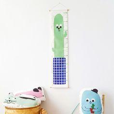 Kids Height Chart, Cactus Kids - Made of Sundays  - 1