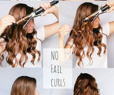 Back in high school, I was obsessed with straightening my hair until it couldn't possibly get any straighter. Today, I am obsessed with curling my hair. Glamorous curls have been enjoying a moment ...