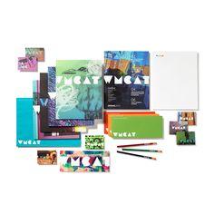 Stationery we designed for WMCAT.