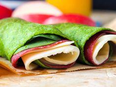 Å finne spennende alternativer til frokost og middag synes jeg er kjempe lett, men lunsj ...
