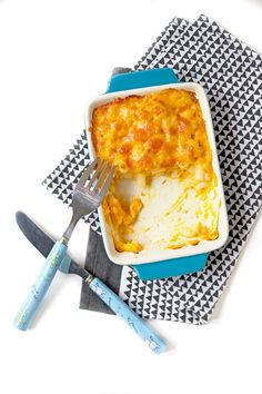 The baby led weaning family cookbook your baby learns to eat this butternut squash mac and cheese is a healthier version of a kids favourite increase forumfinder Gallery