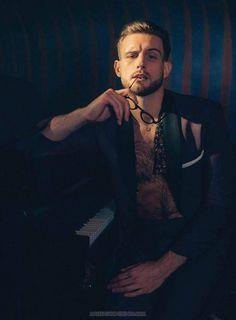Nico Tortorella por Victoria Will para Gay Times Magazine