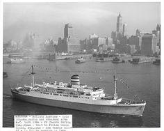 """SS MAASDAM HOLLAND AMERICA LINE OCEAN LINER 8.x10"""" ORIGINAL PHOTO • CAD 8.40 - PicClick CA"""